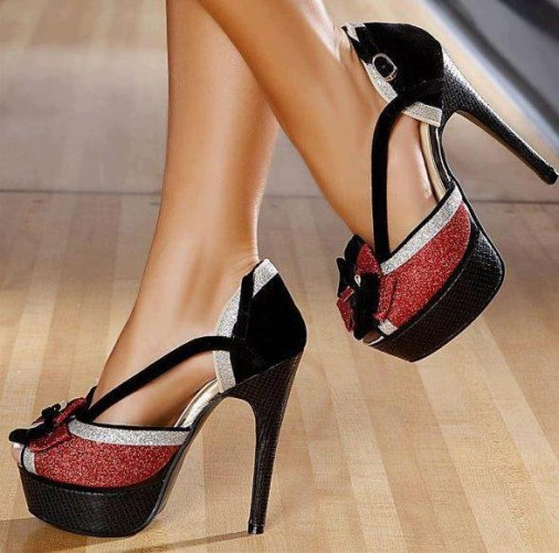 2014 Mezuniyet  Ayakkabı Modelleri