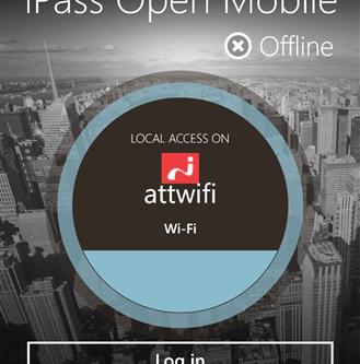 İpass'in Windows Phone Uygulaması Yayınlandı