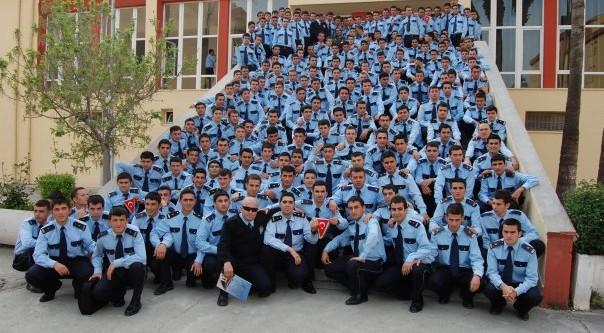 Polis Koleji Nerelerde Var