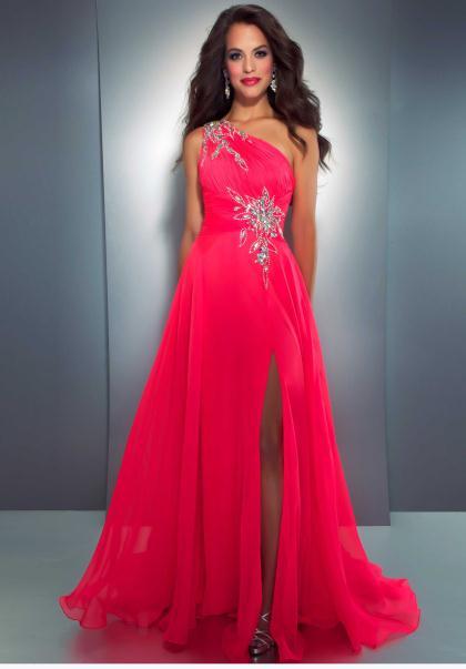 Prom-Dress-Cassandra-Stone-64605A-Neon-Pink-PC