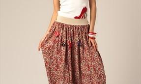 Bayan Şalvar Modası