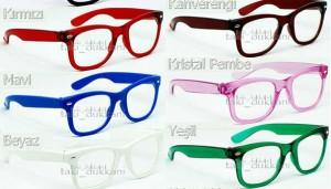Kış Gözlük Modası