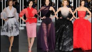 2014 İlkbahar Yaz Modası Christian Dior